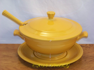 Fiesta® Soup Tureen in Marigold