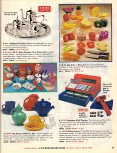 Fiesta® Ad - Betty Crocker Catalog 2000 - Page 33