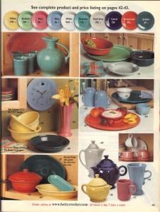 Fiesta® Ad - Betty Crocker Catalog 2000 - Page 41