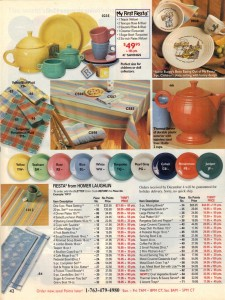Fiesta® Ad - Betty Crocker Catalog 2000 - Page 42