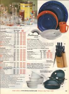 Fiesta® Ad - Betty Crocker Catalog 2000 - Page 43