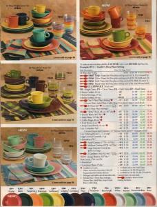 Fiesta® Ad - Betty Crocker® Holiday 2004 Catalog - Page 54