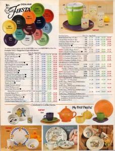 Fiesta® Ad - Betty Crocker® 2004 Catalog - Page 54