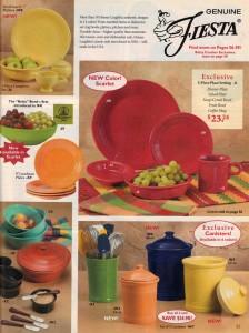Fiesta® Ad - Betty Crocker® Holiday 2004 Catalog - Page 55