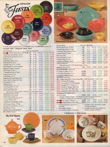 Fiesta® Ad - Betty Crocker® Holiday 2004 Catalog - Page 56