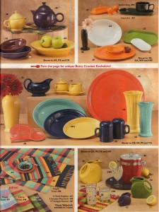Fiesta® Ad - Betty Crocker® Holiday 2004 Catalog - Page 57
