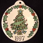 1997 Betty Crocker Holiday Tree Fiesta® Ornament