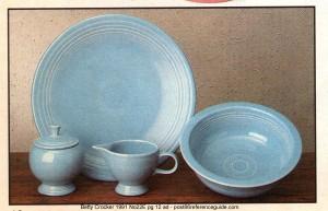 Betty Crocker 1991 No 22E Page 12 - 5 pc completer set rg