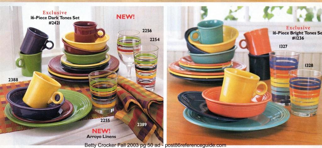 Betty Crocker Fall 2003 - pg 50 - 16 pc tones settings rg (Large)