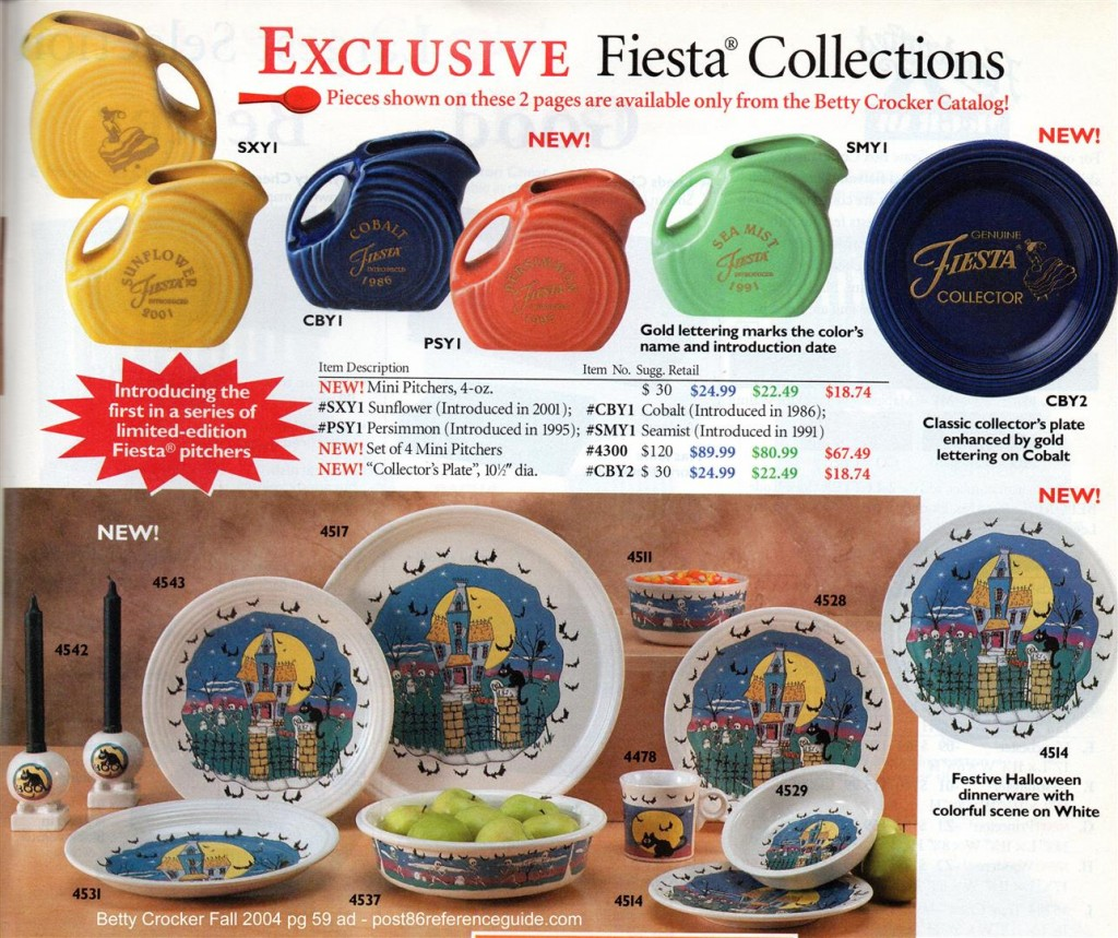 Betty Crocker Fall 2004 - pg 59 - Fiesta Collections - Halloween Nights rg (Large)