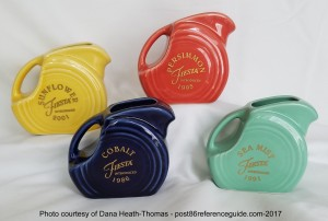 Fiesta® Mini Pitcher Group for Betty Crocker™