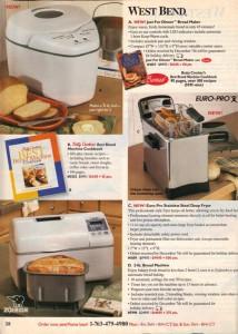 Betty Crocker Fall 2002 - Fiesta® Bread Tray