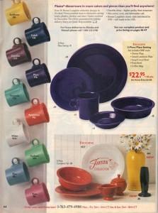 Betty Crocker Fall 2002 - Fiesta® Collectors Plate