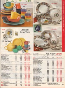 Betty Crocker Holiday 2002 - Fiesta® Holiday Collection