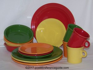 Fiesta® 16 Piece Place Setting