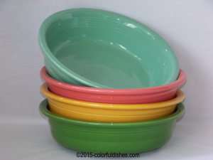 Fiesta® 2 Quart Bowls
