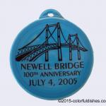 2005 Newell Bridge Fiesta® Ornament
