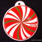 2005 Peppermint Fiesta® Ornament