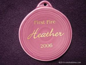 Fiesta® 2006 Heather First Fire