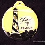 2006 70th Anniversary Lighthouse Fiesta® Ornament