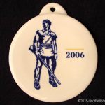 2006 White Mountaineer Fiesta® Ornament