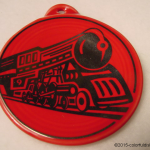 2007 Holiday Express Fiesta® Ornament