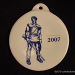 2007 White Mountaineer Fiesta® Ornament