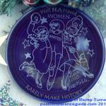 2008 Cobalt Well Behaved Women Fiesta® Ornament