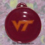 2008 Virginia Tech Fiesta® Ornament