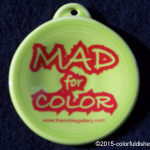 2010 Mad For Color Fiesta® Ornament