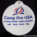 2010 Camp Fire USA Fiesta® Ornament