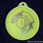 2011 HLCCA Membership Exclusive Fiesta® Ornament