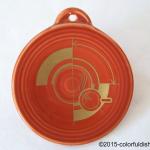 2012 HLCCA Membership Exclusive Paprika Fiesta® Ornament