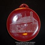 2013 Red Barn Tree Farm Fiesta® Ornament