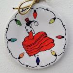 2014 Christmas Lights / String of Lights Fiesta® Ornament