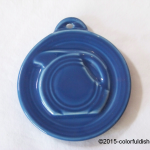 2014 HLCCA Embossed Pitcher Lapis Fiesta® Ornament