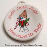 2014 Mr. Bingle's  Fiesta® Ornament