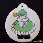 2014 Old World Santa Fiesta® Ornament