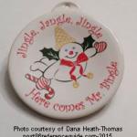 2015 Mr. Bingle's  Fiesta® Ornament