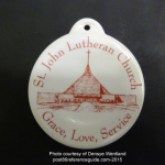 2015 St. John Lutheran Church Fiesta® Ornament