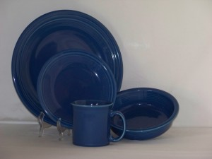 Fiesta® 4 Piece Java Place Setting