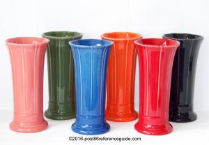 "Fiesta® 8"" Vase"