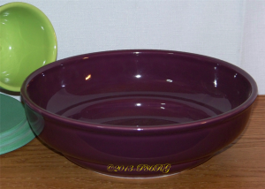 Fiesta® Betty Bowl in Heather