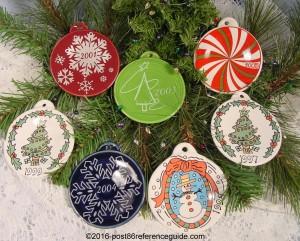 Fiesta® Betty Crocker Ornaments