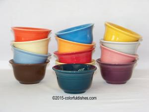 Fiesta® Bouillon Bowls