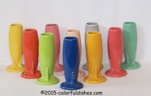 Fiesta® Bud Vases Group