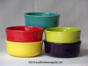 Fiesta® Chowder Bowls