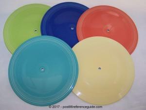 Fiesta®Clock Plate Blanks