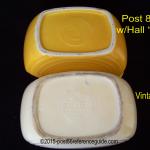 Fiesta® Disk Pitcher Comparison Vintage - Hall