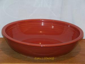 Fiesta® Pasta Bowl - Ex Large in Paprika